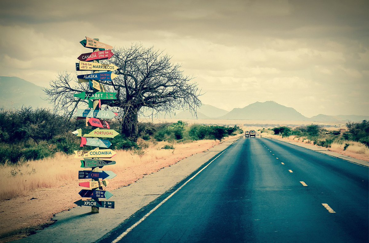 Viaggio all'Estero