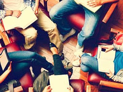 Gruppo Lettura in Biblioteca